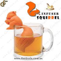 """Заварник для чая Белка - """"Squirrel"""""""