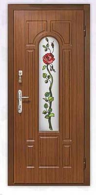 Двери входные из МДФ в дом