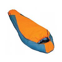 Спальный мешок Tramp Oimykon TRS-001.02 оранжево/серый (правый)