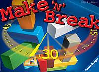 Настольная игра Ravensburger Make'n'Break Классик (26367), фото 1