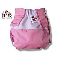 """Многоразовый подгузник """"Waterproof 1"""" 6-12 мес, розовый - ART-0000035"""