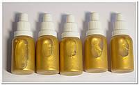 Золото пищевой жидкий краситель Россия 20 грамм