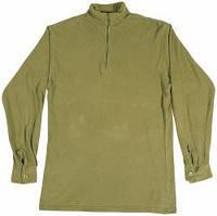 Теплые поло Британских ВС Extreme cold weathere/НОРГИ/Norvegian shirt. Британские ВС. Оригинал. 1-й сорт