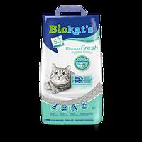Наполнитель для туалета Биокетс Фреш (Biocat's Fresh) 20 л.
