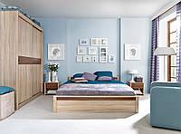 Спальня комплект BRW Oren
