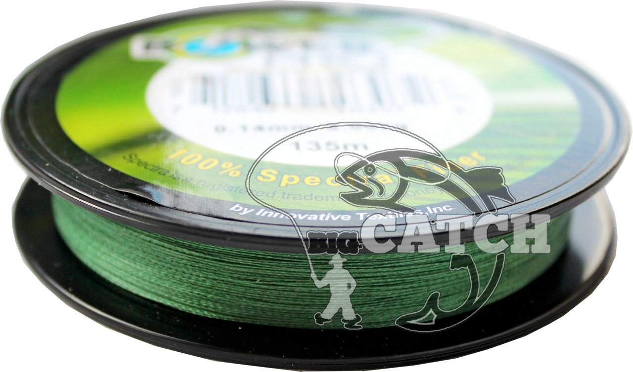Шнур плетеный Power Pro 100м, Зеленый