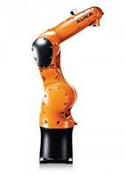 Робот для плазменной резки метала Kuka