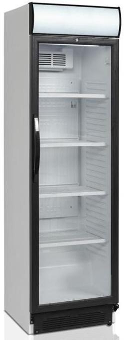 Шкаф холодильный TEFCOLD CEV425CP-I 2 LED