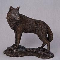 Статуэтка Veronese Волк 24 х 23 см 74614