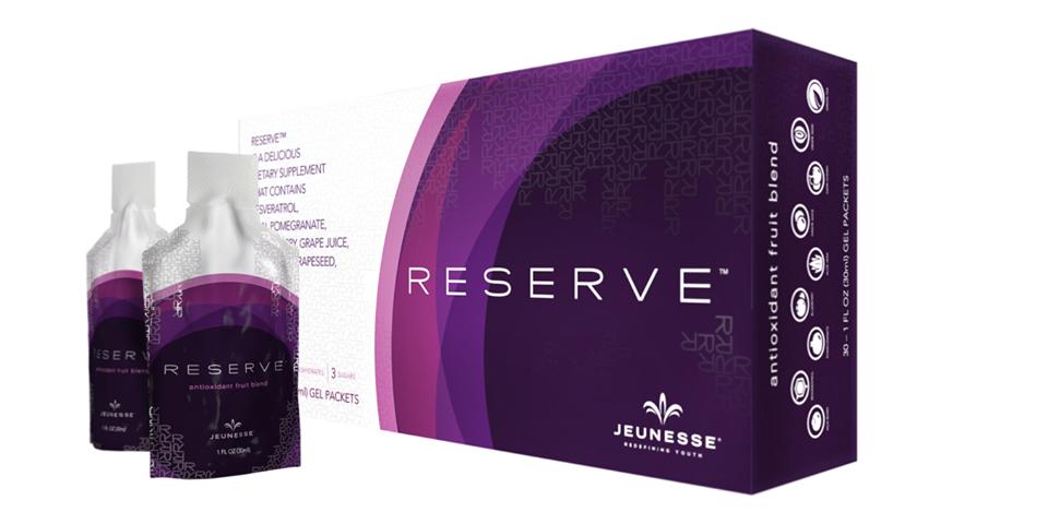 Reserve (Резерв) - природный антиоксидант (упаковка 30 шт.)