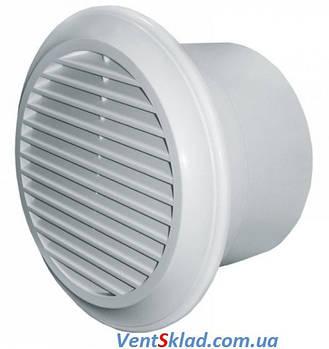 Осевой бытовой накладной (настенный/потолочный) вентилятор вытяжной до 298 м³/часBlauberg Deco 150
