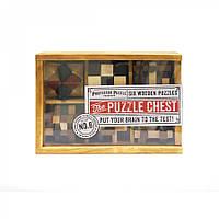 """Деревянные головоломки """"Puzzle Chest"""""""