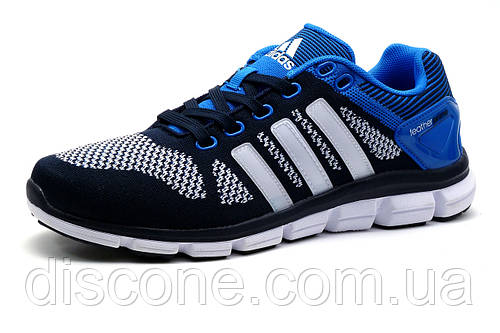 Кроссовки мужские Adidas Feather Prime, темно-синие