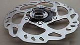 Тормозной ротор Shimano SM-RT68-M Center Lock 180мм, фото 4