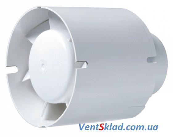 Вентилятор канальный вытяжка до 137 м³/час Blauberg Tubo 100