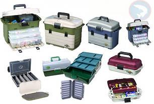 Коробки для рыболовных снастей\коробки для рибальских снастей