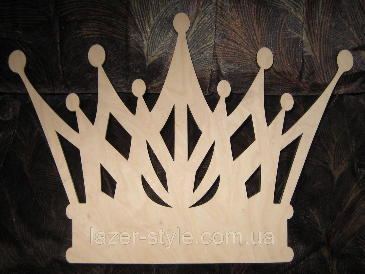 Свадебный декор Корона 3