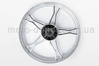 """Диск колеса   1,4 * 17   (зад, барабан)   (легкосплавный)   Delta   (+подшипник, резинки демпферные)   """"GML"""""""