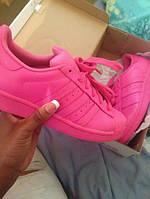 Кроссовки Adidas Originals Superstar Pink
