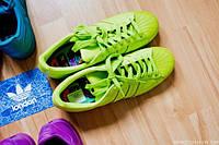 Кроссовки Adidas Originals Superstar Green