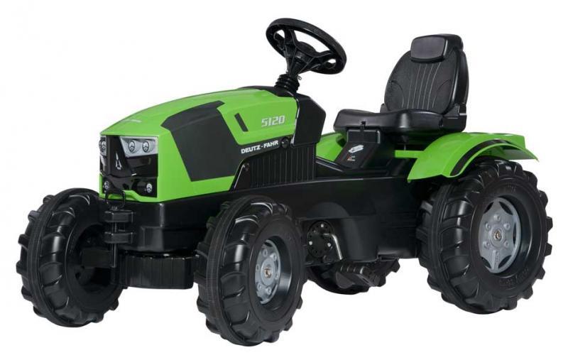 Трактор на педалях Farmtrac  Rolly Toys 601240