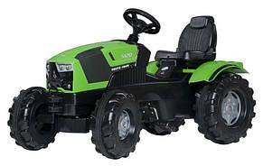 Трактор на педалях Farmtrac  Rolly Toys 601240, фото 2