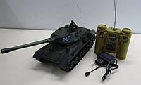 """Танк на радиоуправлении """"Agaist Tanks"""" Т-34, радиоуправляемый мощный танк, игрушка танк на пульте"""