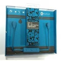 Наушники Bluetooth BT-3 Sport Series