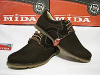 Обувь мужская кожаная комфорт Мида