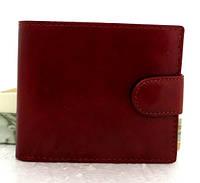 Маленький женский кожаный кошелёк  ( Италия) Коричневый