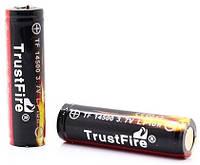 Аккумулятор литиевый Li-Ion 14500 TrustFire 3.7V (900mAh), защищенный