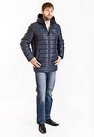 Мужская зимняя куртка пуховик модная