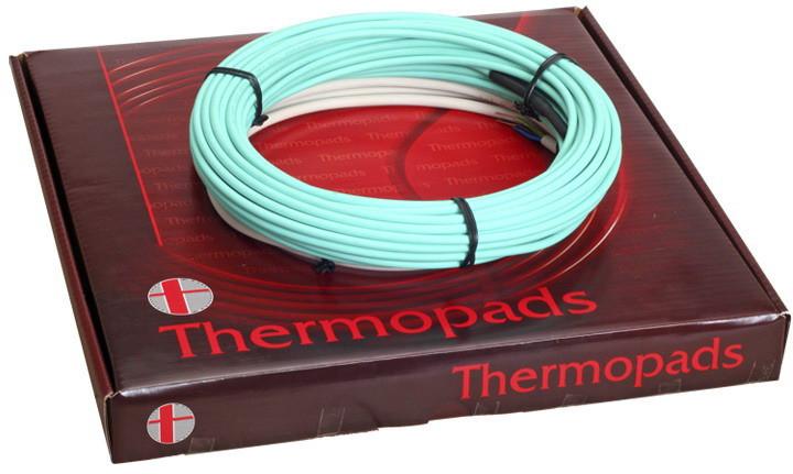 Кабель нагревательный двужильный Thermopads (112 м)