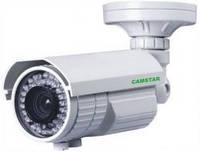 Камера видеонаблюдения цветная наружная с ИК подсветкой CAMSTAR CAM-650IV6C/OSD