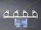 Прокладка коллектора выпускного Ланос Lanos 1.5 GM 96181207, фото 5