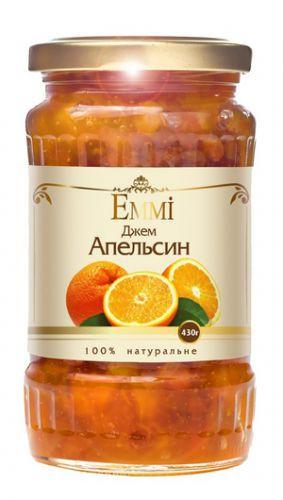 Джем Апельсин, 430 гр