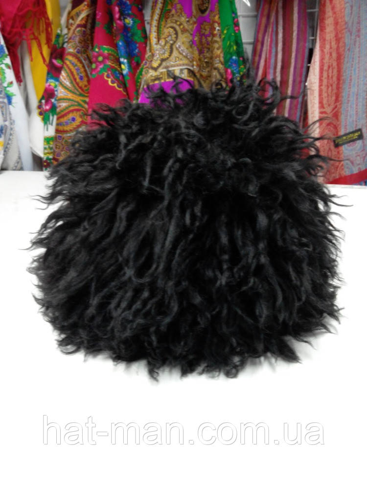 Кавказская папаха черная