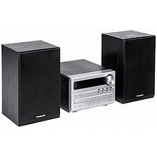 Музыкальный центр Panasonic SC-PM250EE-S