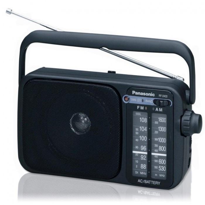 Радіоприймач Panasonic RF-2400EE9-K