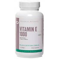 Витамины Universal Nutrition Vitamin E 1000 100таб