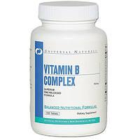 Витамины Universal Vitamin B complex 100 таб
