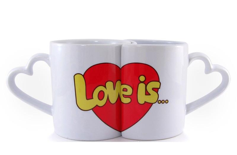 Кружка парная Love