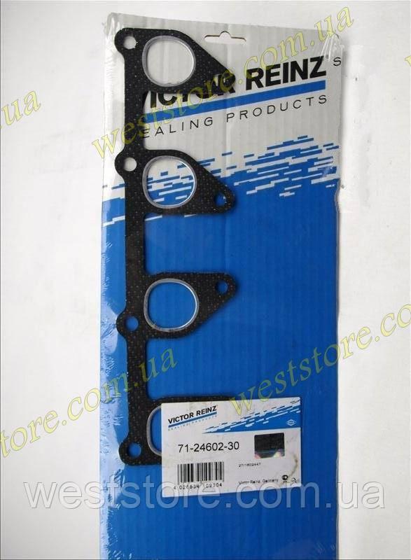 Прокладка коллектора выпускного Ланос Lanos 1.5 Victor Reinz 71-24602-30 \ 96181207