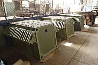 Плита фильтровальная камерная из полипропилена 1200х1200мм