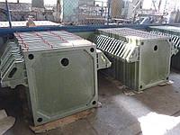 Плита фильтровальная камерная из полипропилена 880х880мм