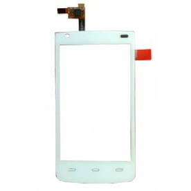 Touchscreen (Sensor) Alcatel One Touch 992(white) (с самоклейкой)