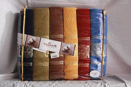 Полотенце Versace баня 70*140 см., фото 2