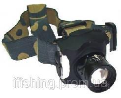 Налобный аккумуляторный фонарь Flashlight AU806 High Power 200w