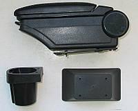 Toyota Yaris 2 подлокотник HODY черный виниловый