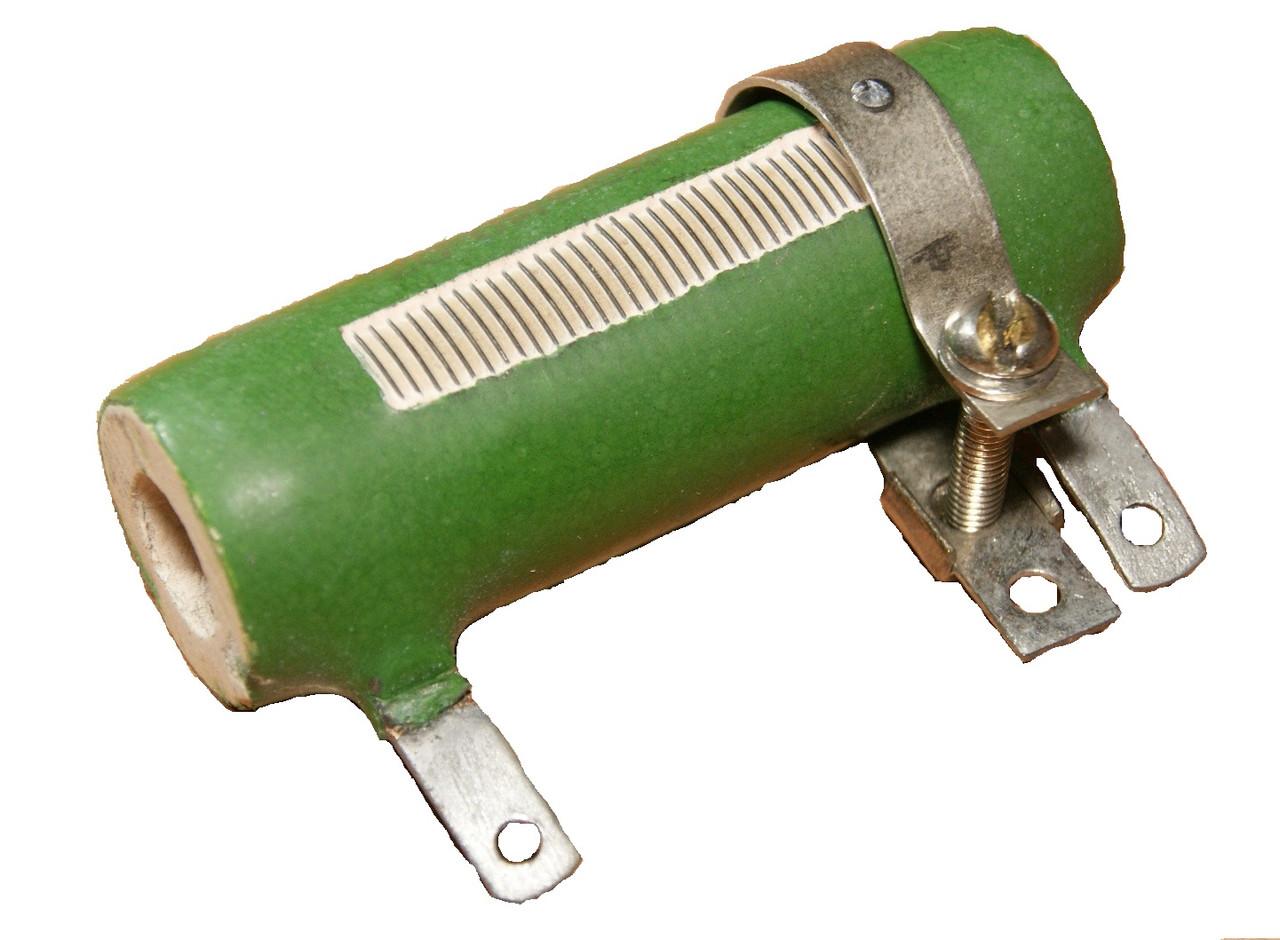 ПЭВР-10, 220 om 5%, резистор постійний дротяний, навантажувальний